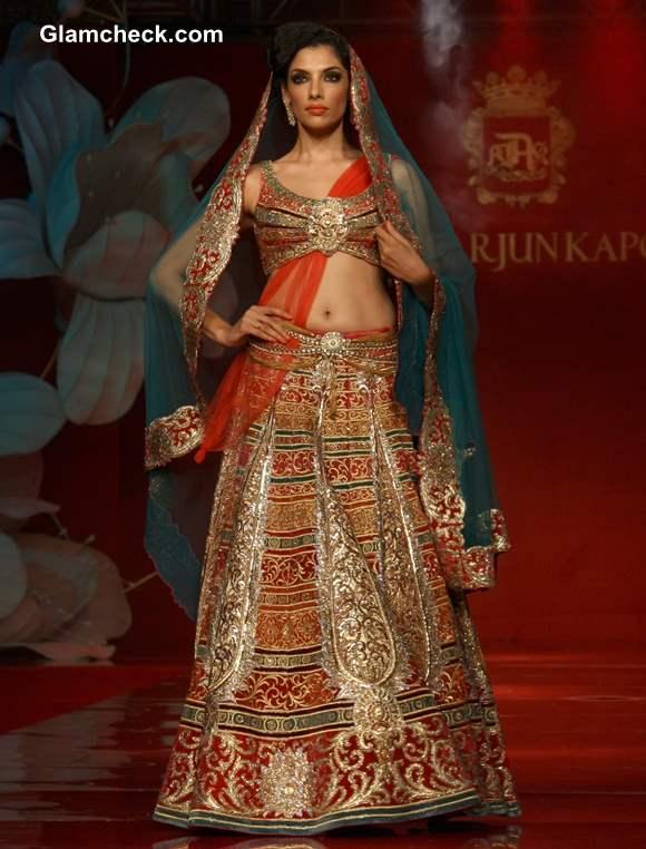 Jamawar Aria Couture Collection 2013