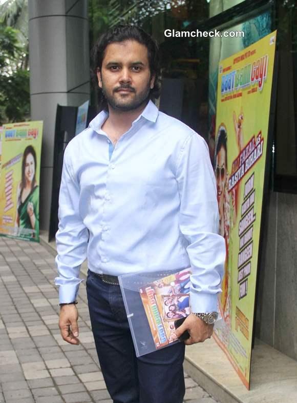 Javed Ali at Music release of Baat Bann Gayi in Mumbai