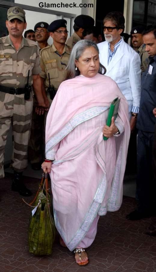 Jaya Bachchan at Rajasthan to Celebrate Padmini Devi 70th Birthday