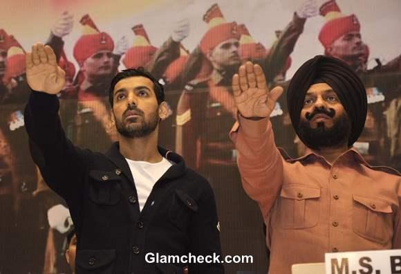 John Abraham Zara Yaad Karo Quarbani Event in Delhi 2013