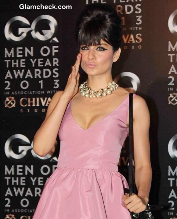 Kangana Ranaut at 2013 GQ Man of the Year