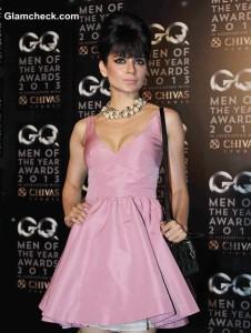 Style Diva Kangana Ranaut at The GQ Man of the Year Award 2013