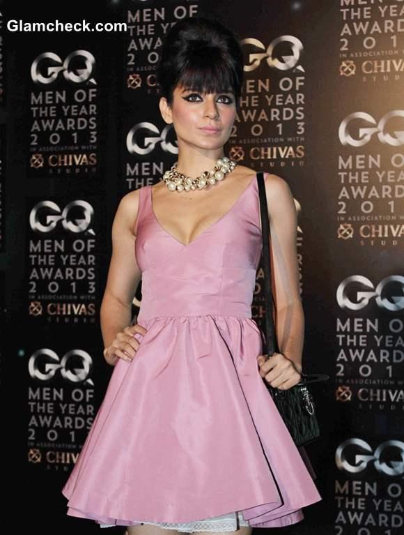 Kangana Ranaut at GQ Man of the Year Award 2013