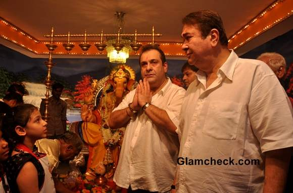 Kapoor Brothers Celebrate Ganesh Chaturthi RK Studios