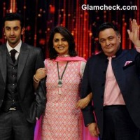 Kapoor Family Promote Besharam on Jhalak Dikhlaa Jaa Season 6