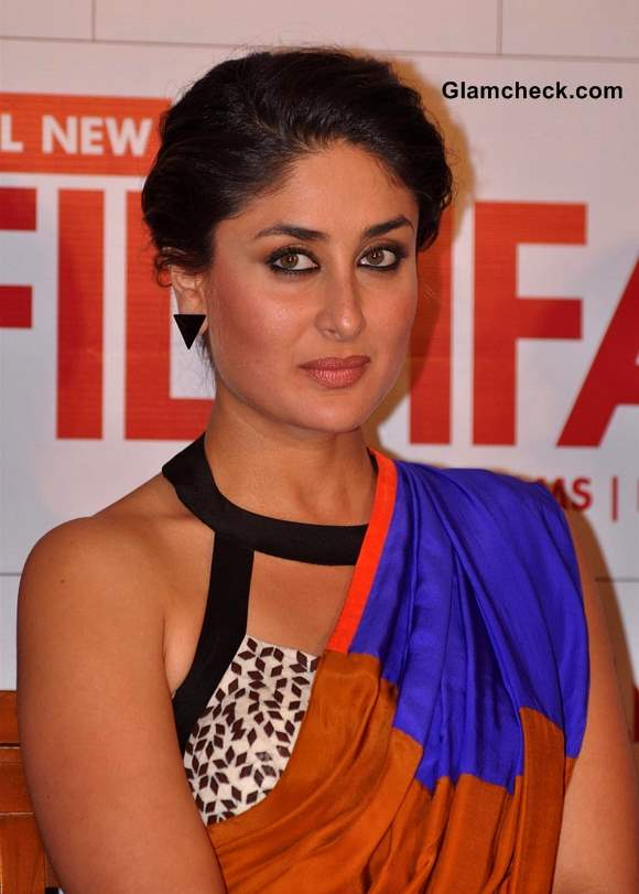 Kareena Kapoor 2013 pics in Sari