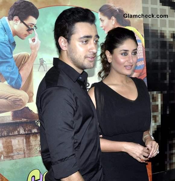 Kareena Kapoor and Imraan Khan in Gori Tere Pyar Mein