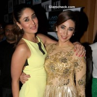 Kareena Kapoor and Karisma Kapoor