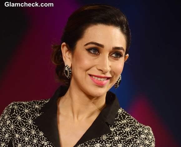 Karisma Kapoor Globoil India 2013 Awards