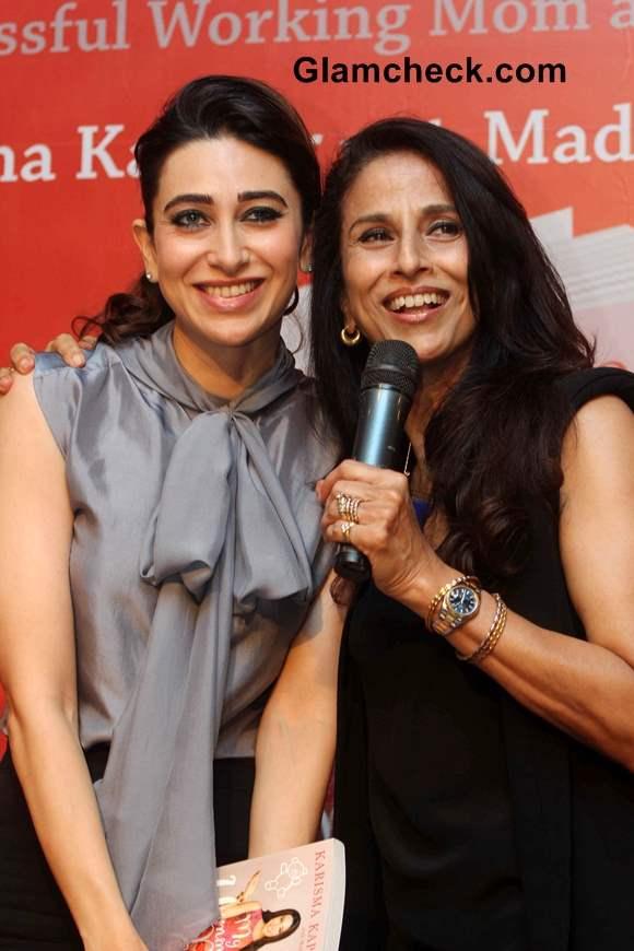 Karisma Kapoor My Yummy Mummy Guide