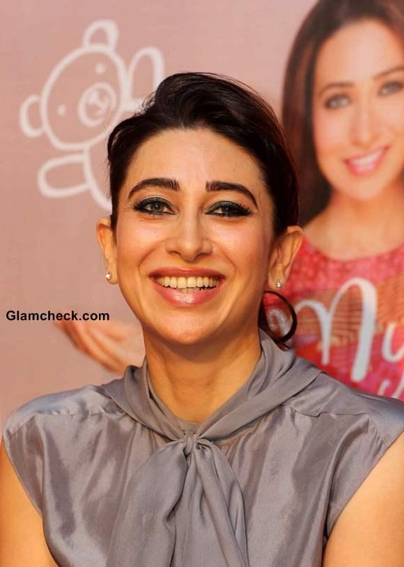 Karisma Kapoor at 2013 My Yummy Mummy Guide