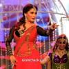 Madhuri Dixit performing at the SAIFTA Award ceremony