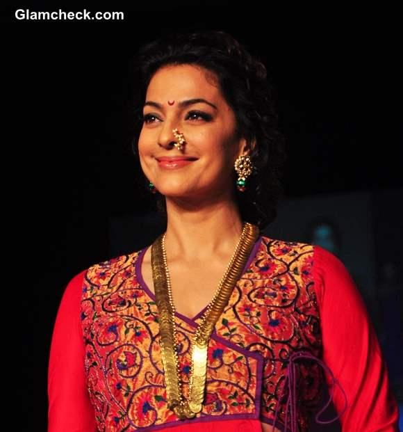 Makeup for Ganesh Chaturthi