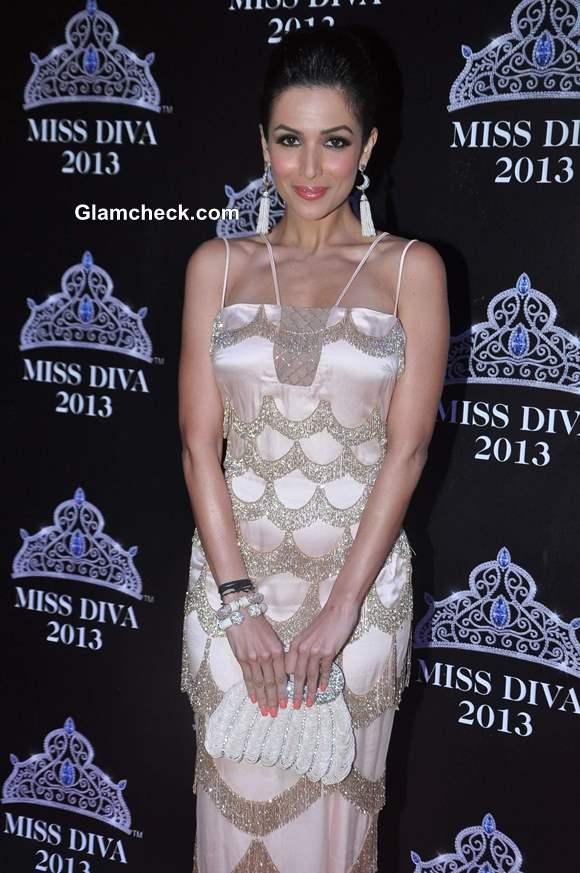 Malaika Arora Khan at Miss Diva 2013