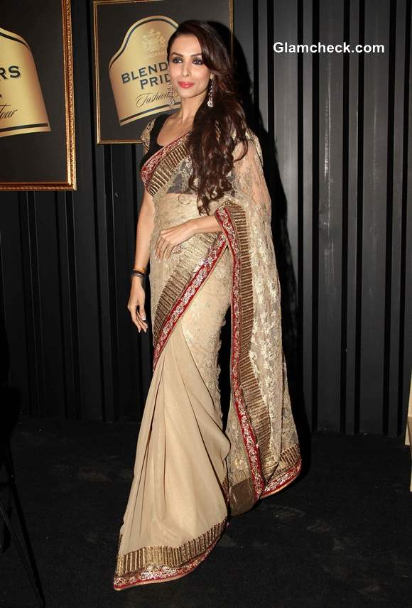 Malaika Arora Khan at the preview of The House of Style Blenders Pride Fashion Tour 2013