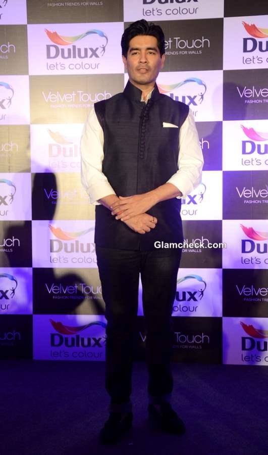 Manish Malhotra Unveils New Dulux Velvet Touch