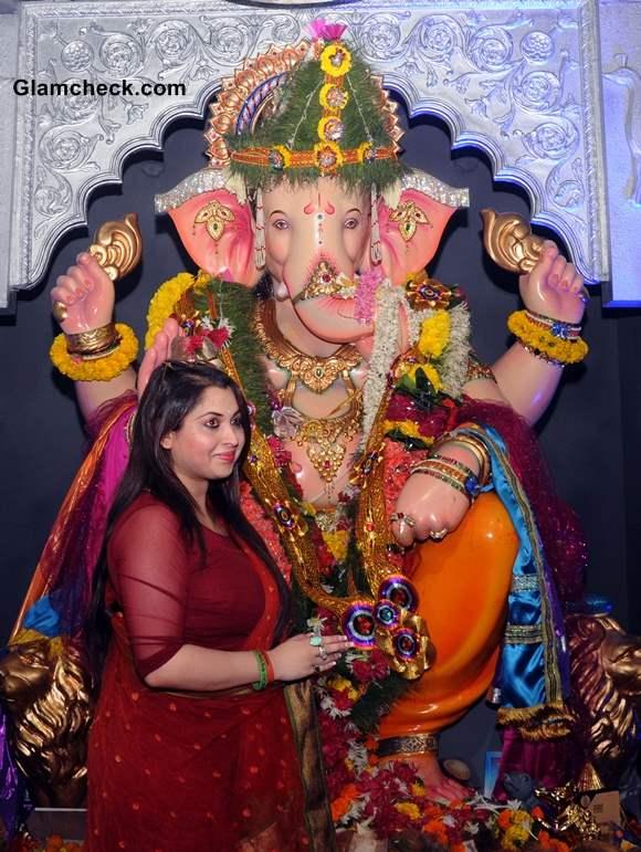Misti Mukherjee At My Friend Hussain Audio Release at Andhericha Raja in Mumbai