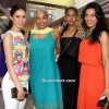 Models at Spyra Suvi Arya Festive Collection 2013 Preview