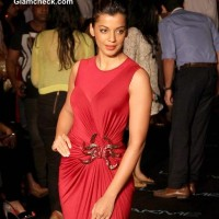 Mugdha Godse in Amit Agarwal at LFW Winter-Festive 2013