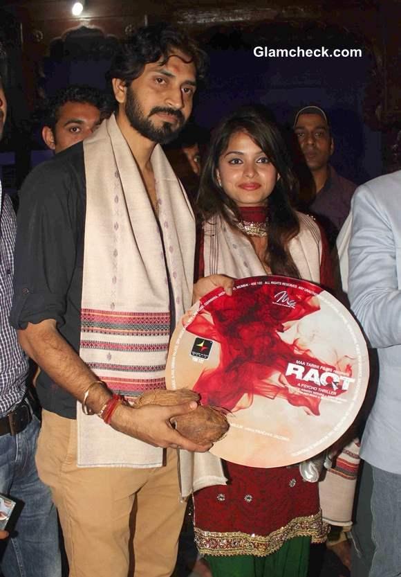 Music Launch Raqt movie  2013