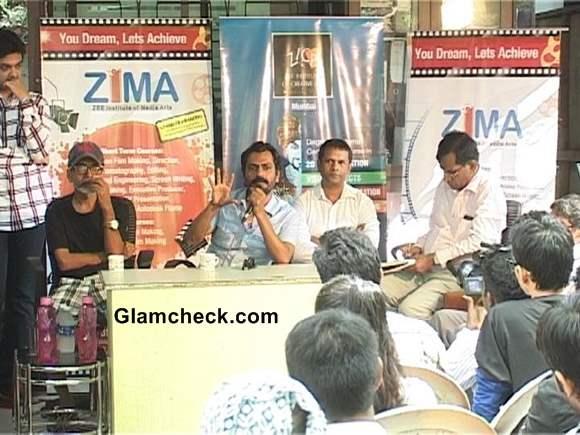 Nawazuddin Siddiqui Zee Institute of Media Arts