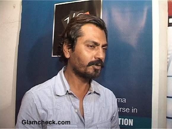 Nawazuddin Siddiqui at Zee Institute of Media Arts