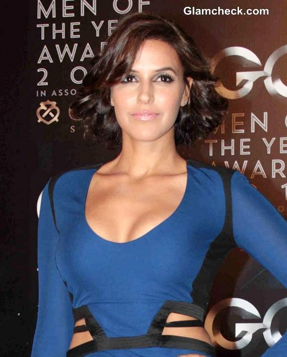 Neha Dhupia Pictures at GQ Men of the Year Awards 2013