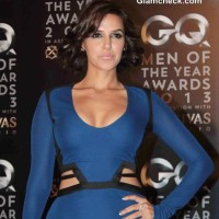 Neha Dhupia at GQ Men of the Year Awards 2013