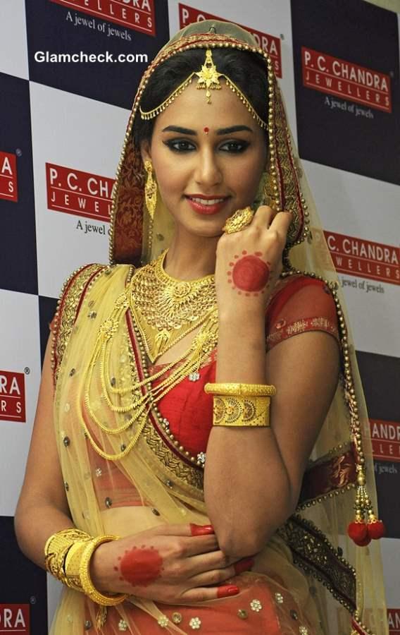 PC Chandra Jewellers Brand Ambassador  Hasleen Kaur