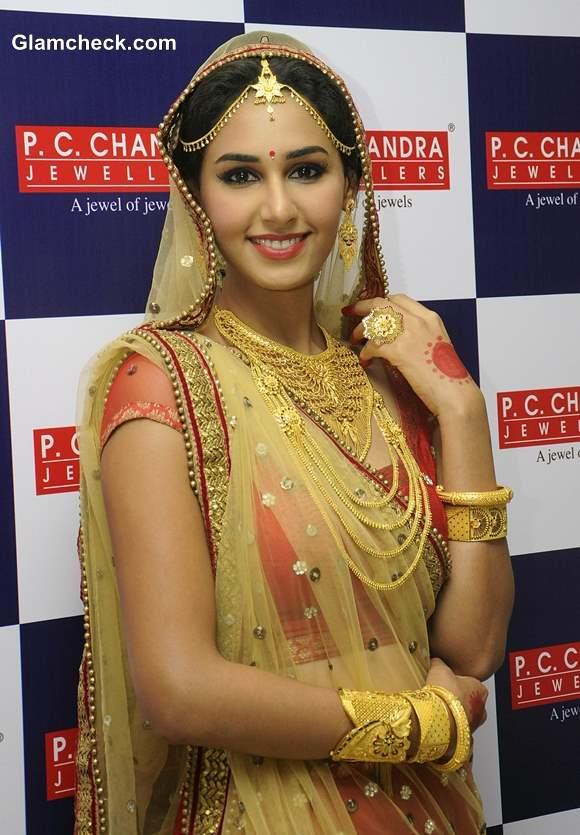 PC Chandra Jewellers Brand Ambassador is Hasleen Kaur