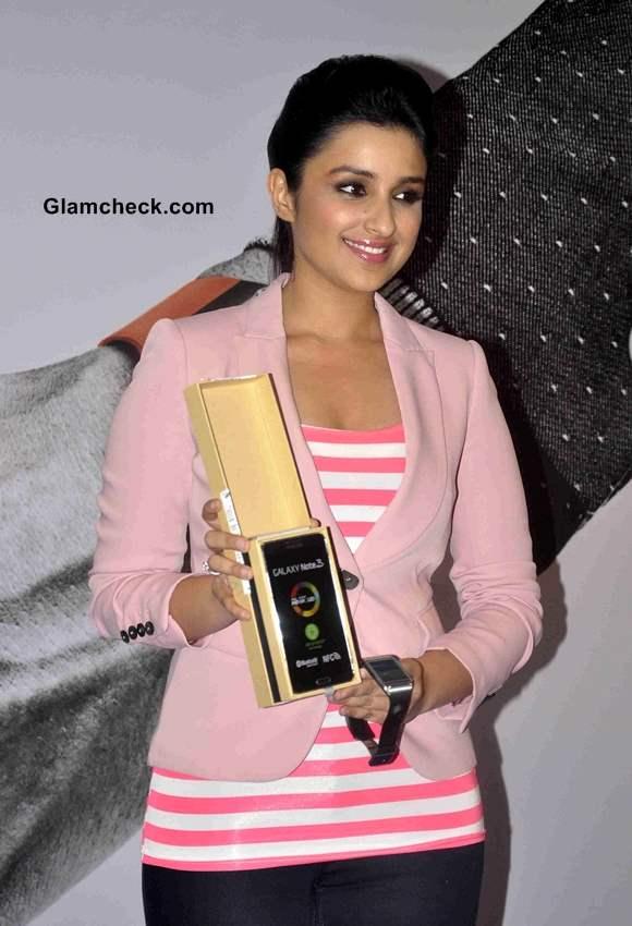 Parineeti Chopra 2013 Samsung Galaxy Note 3 Launch