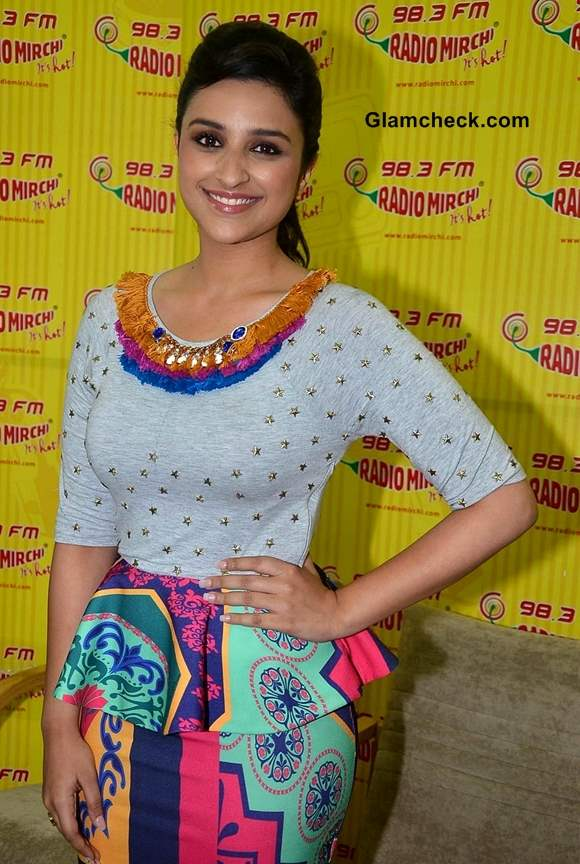 Parineeti Chopra Promotes Shudh Desi Romance