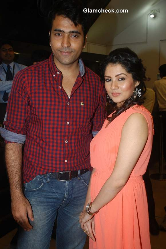 Payal Sarkar and Abir Chatterjee Inaugurate Shoppers Stop Festival 2013