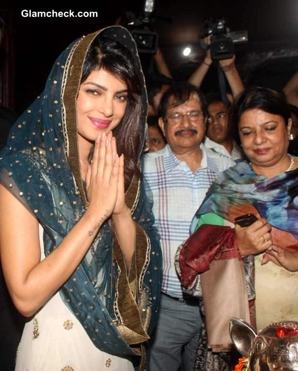 Priyanka Chopra  2013 at Andheri Cha Raja