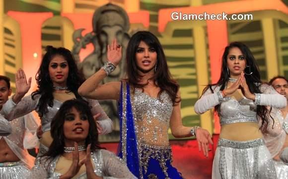 Priyanka Chopra performing at SAIFTA Award Ceremony