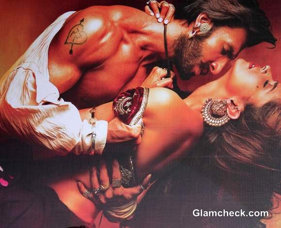 Ram Leela Movie Poster 2013