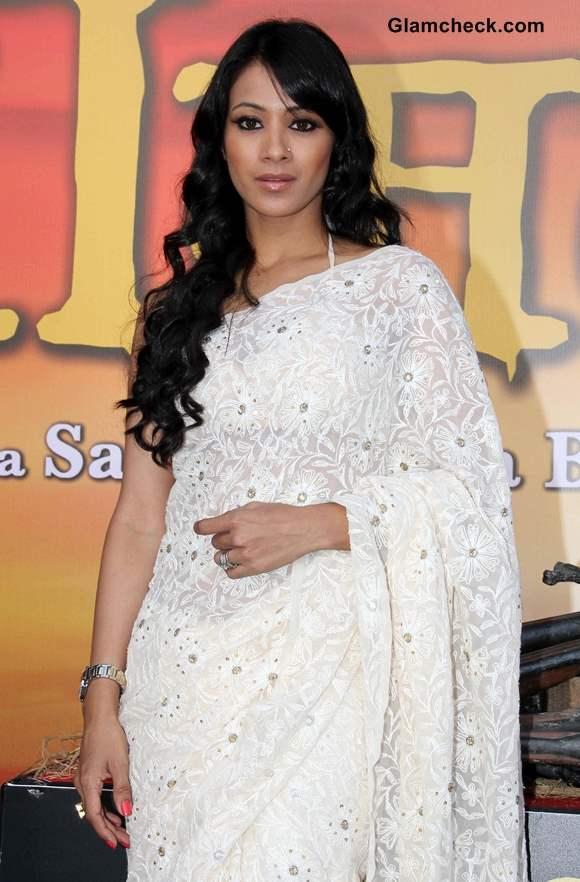 Ram Leela Trailer Launch 2013 Barkha Bist