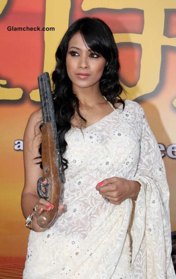 Ram Leela Trailer Launch Barkha Bist