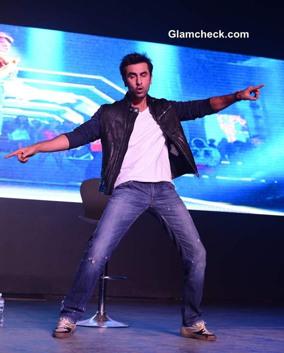 Ranbir Kapoor Launches Song Aare Aare from movie Besharam