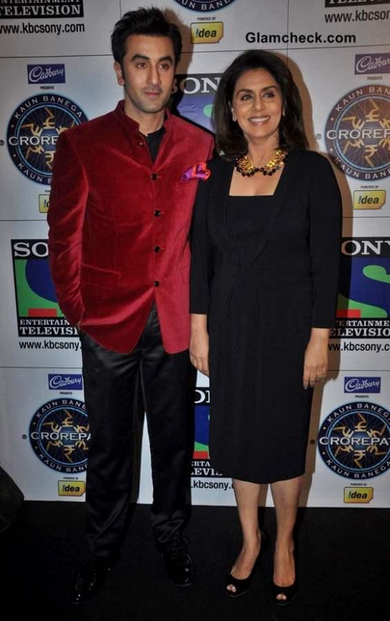 Ranbir Neetu Kapoor Promote Besharam