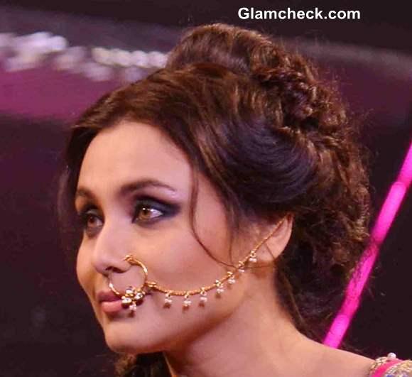 Rani Mukherjee for Late Yash Chopra Tribute 2013