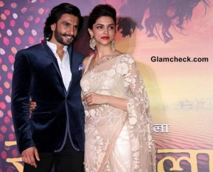 Ranvir Singh Deepika Padukone Launch Ram Leela Trailer