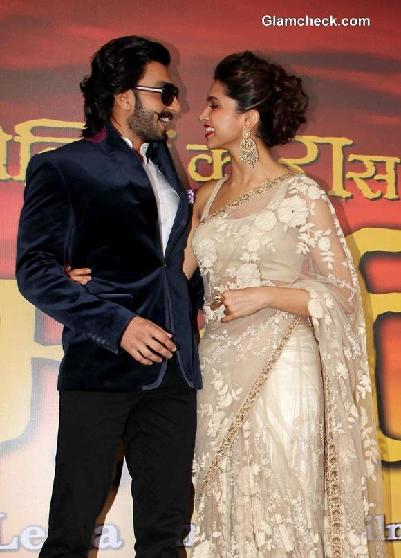 Ranvir Singh Deepika Padukone Ram Leela