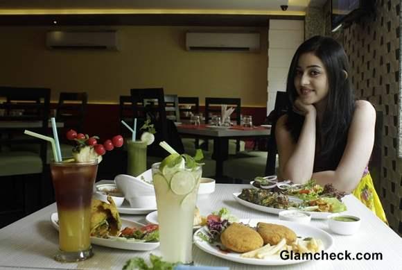 Riddhima Ghosh Launches Organic Restaurant in Kolkata