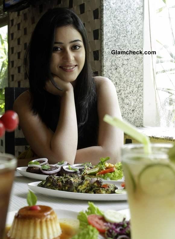Riddhima Ghosh Organic Restaurant in Kolkata