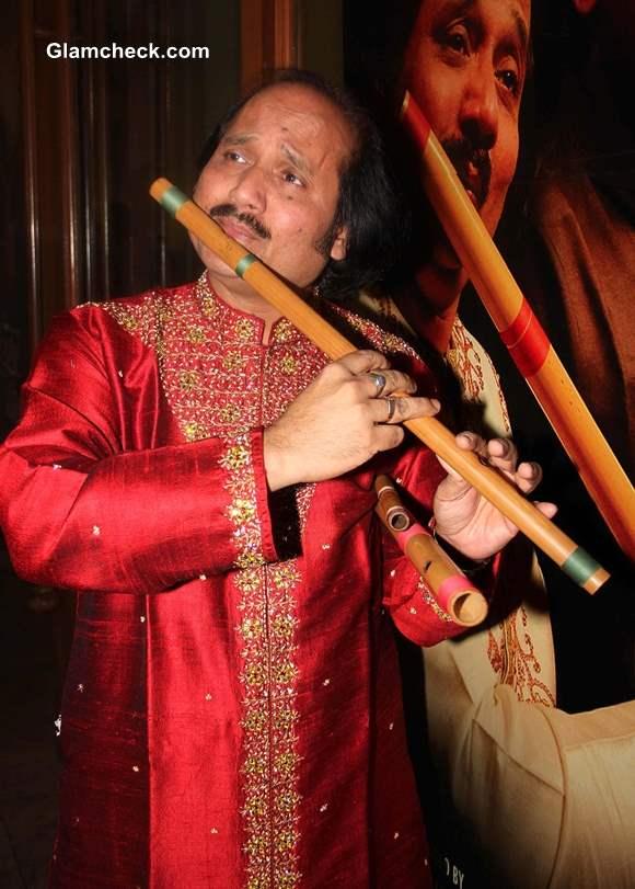 Ronu Majumdar Launches Fusion Album Magic Flute in Mumbai
