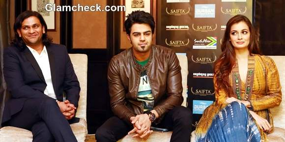 SAIFTA press conference in Durban South Africa 2013