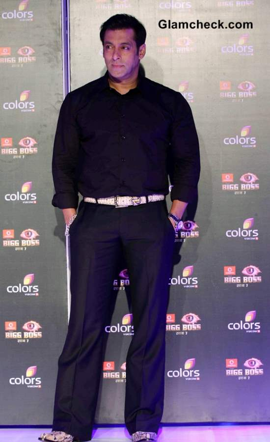 Salman Khan 2013 Big Boss Season 7
