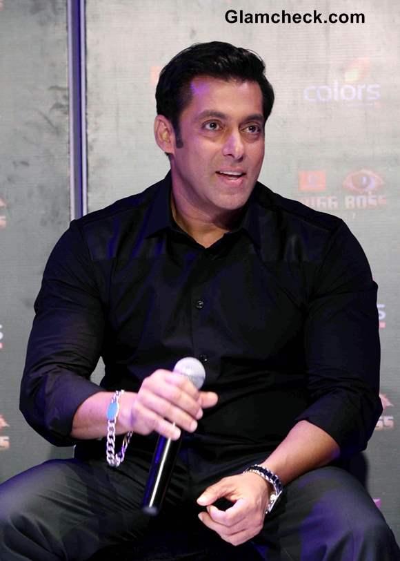 Salman Khan at Big Boss Season 7