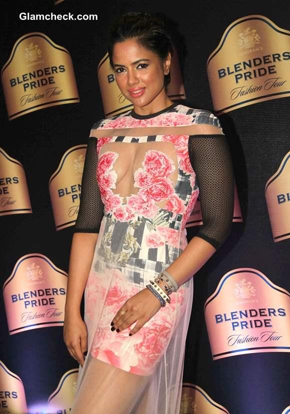 Sameera Reddy 2013 Blenders Pride Fashion Tour